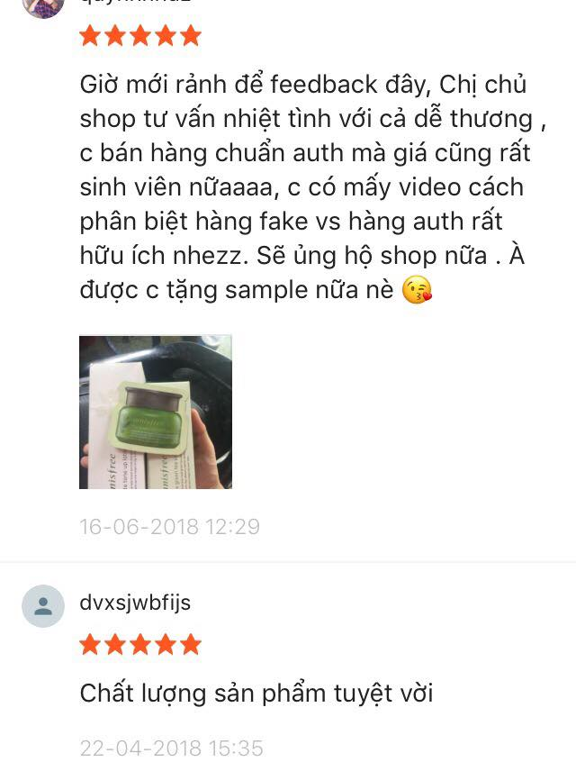 nh giá Innisfree white tone up lotion
