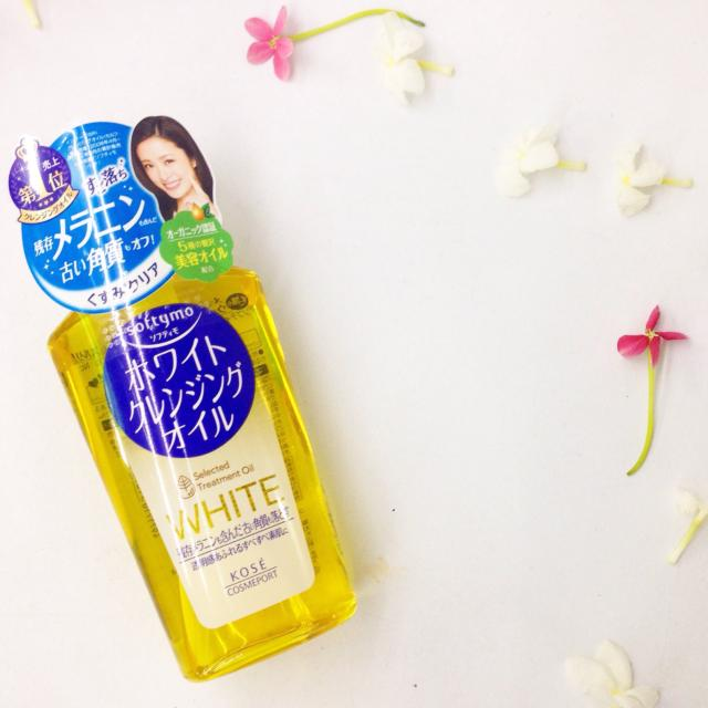 Kose softymo white cleansing oil 1