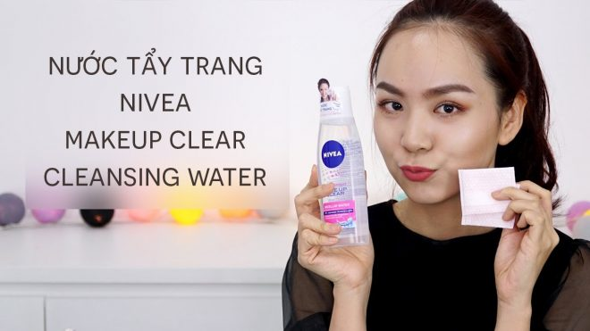 Nivea extra bright make up clear 200ml