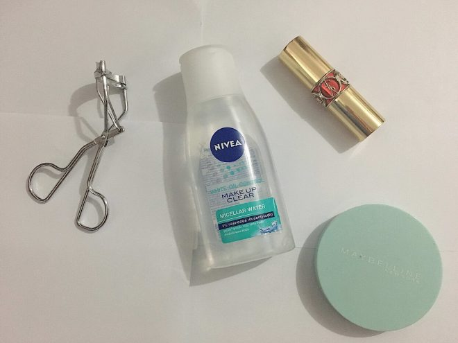 Nivea white oil control make up clear 125ml