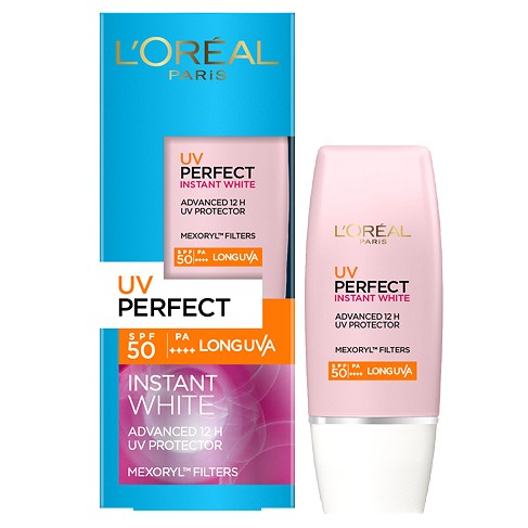 Kem Chống Nắng LOreal UV Instant White
