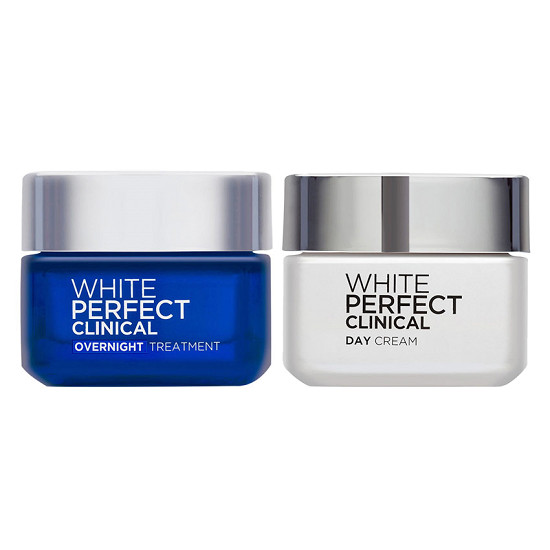 Review kem dưỡng da trị thâm nám Loreal White Perfect Clinical 1