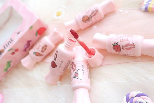 Dòng Son The Saem Saemul Mousse Candy Tint