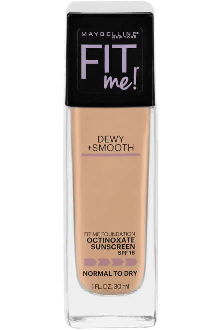 Maybelline Fit Me Dewy + Smooth