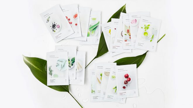 18 Loại Mặt Nạ Innisfree My Real Squeeze Mask