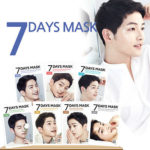 forencos 7 days face mask