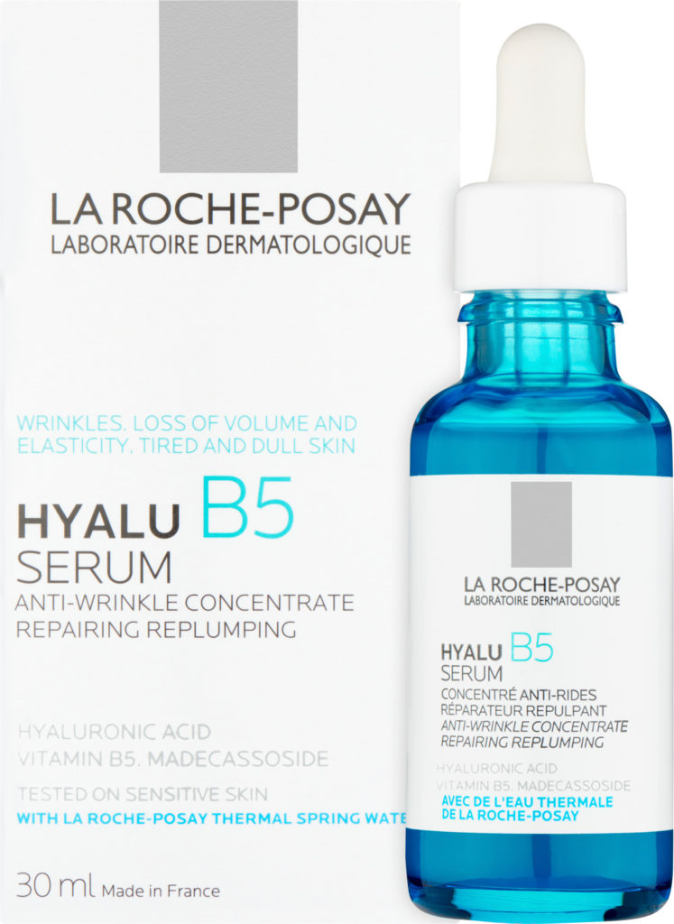 la roche posay hyalu b5 hyaluronic acid serum 30ml with box