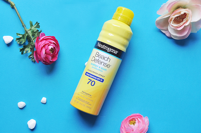 neutrogena beach defense 2