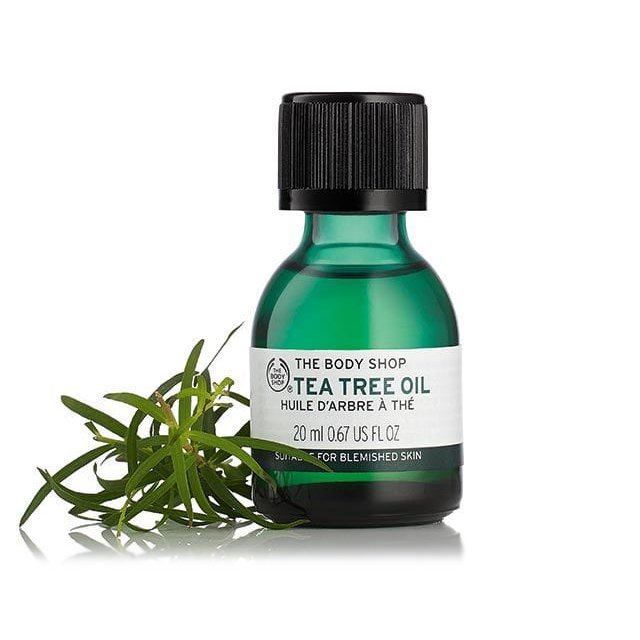 the body shop tea tree oil co thuc su hieu qua voi da mun va tham 35878 3