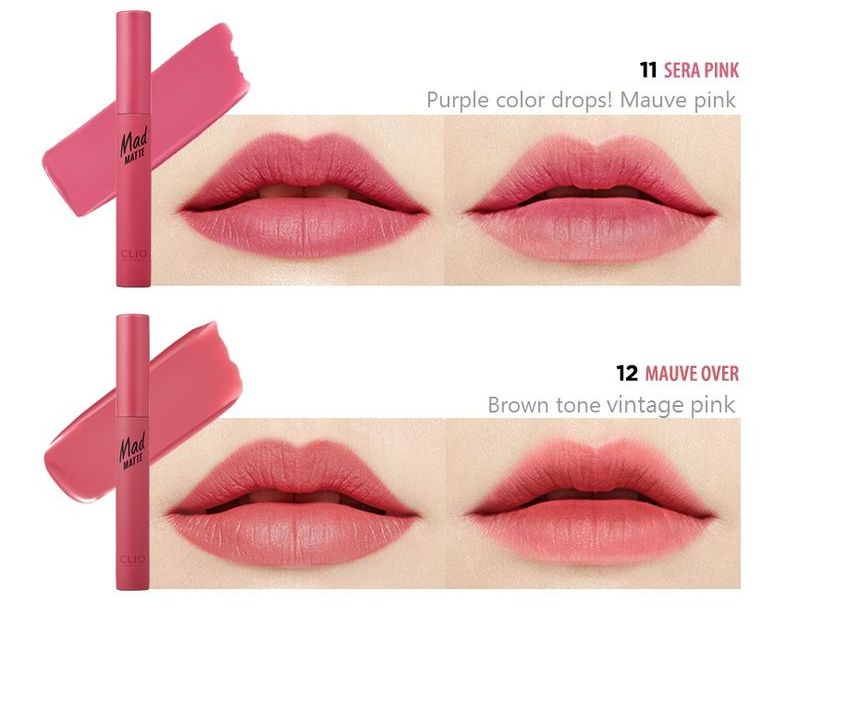 Image result for Clio Son tint Mad Matte Tint 12