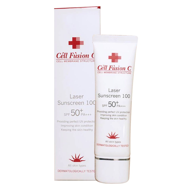 Kem chống nắng Cell Fusion C Laser Suncreen 100 SPF 50