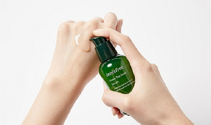 green tea seed serum 1