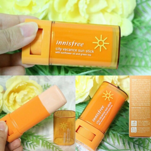 Innisfree City Vacance Sun Stick