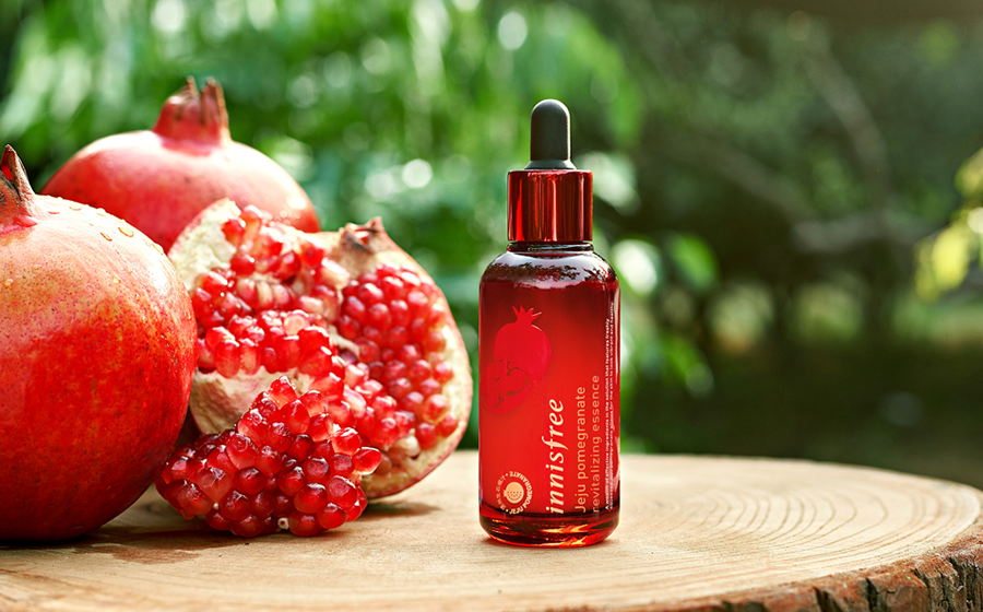 innisfree jeju pomegranate revitalizing serum 5