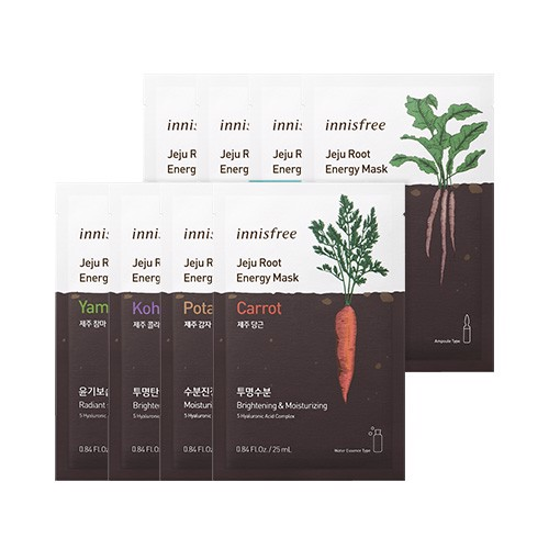 Innisfree Jeju Root Energy Mask 25ml